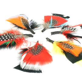 Feather Jewellery Plumes - Multi