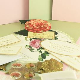 Anna Griffin Card Crafting Kit - Flowers Of Gratitude