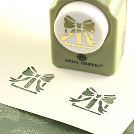 Anna Griffin Gift & Bow Paper Punch. Give A Gift.