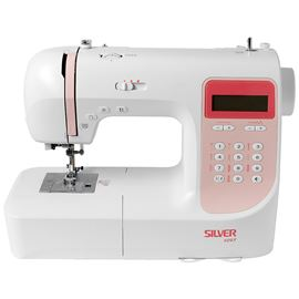 Silver 1045 Lcd Screen Computerised Sewing Machine
