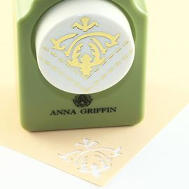 Anna Griffin Corner Paper Punch. Imperial Florish.