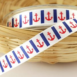 Nautical Stripe. 15mm