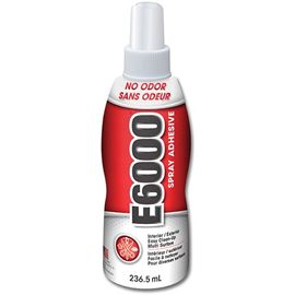 E6000 Spray Adhesive. 8fl Oz