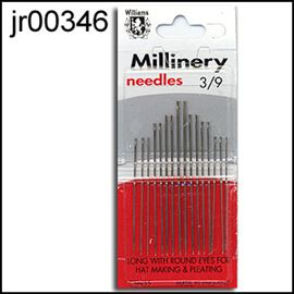 Pk Of Millinery Needles