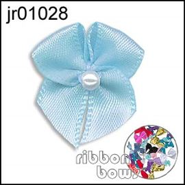 Metallic Gold Ribbon Bow 10pk