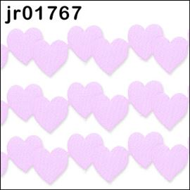 Lilac Double Heart Trim