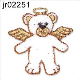 Teddy Angel Motif