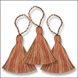 Wheat Key Tassel. 150mm