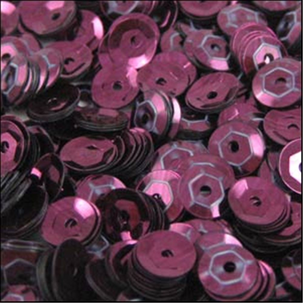 Metallic Wine Cup Sequins. 5mm