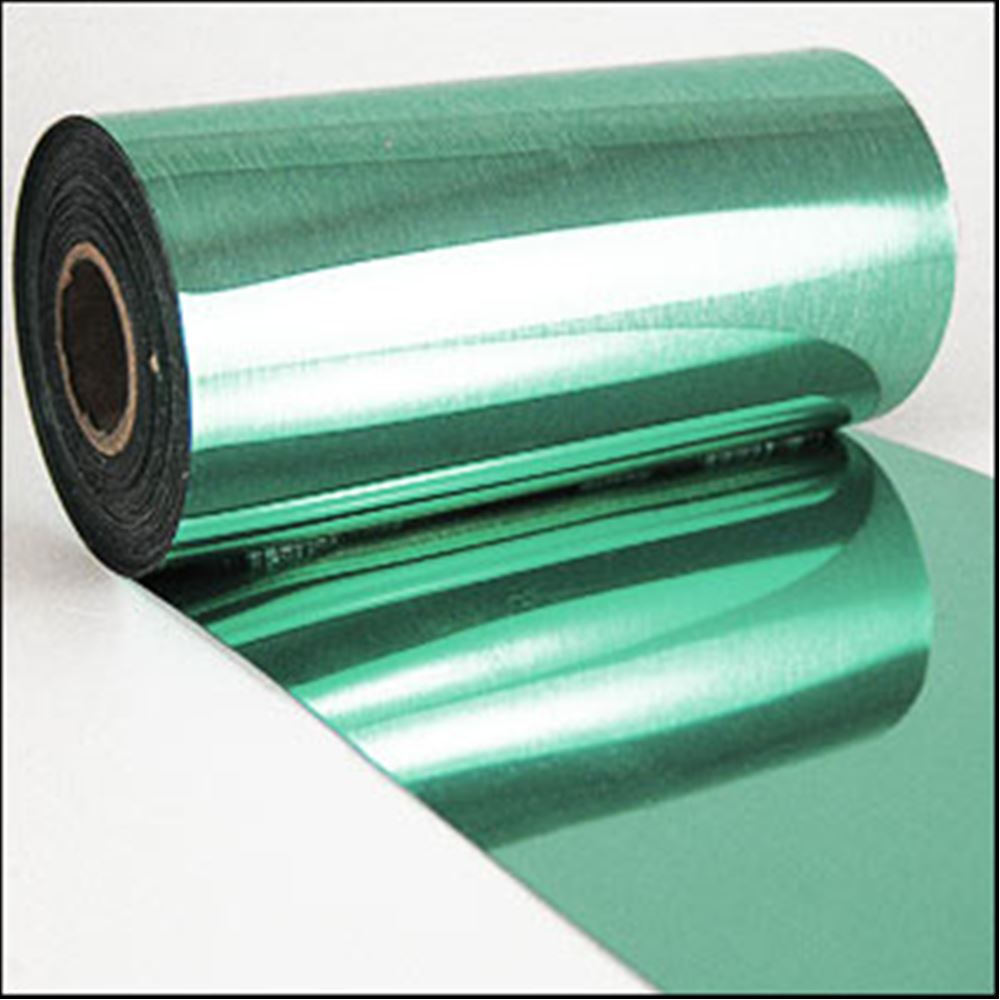 Aqua Metallic Sequin Film. 5m Roll