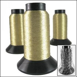 Antique Gold Lurex Embroider Thread. 1000m