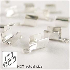 Cord Ends. 5mm - Pack Of 12