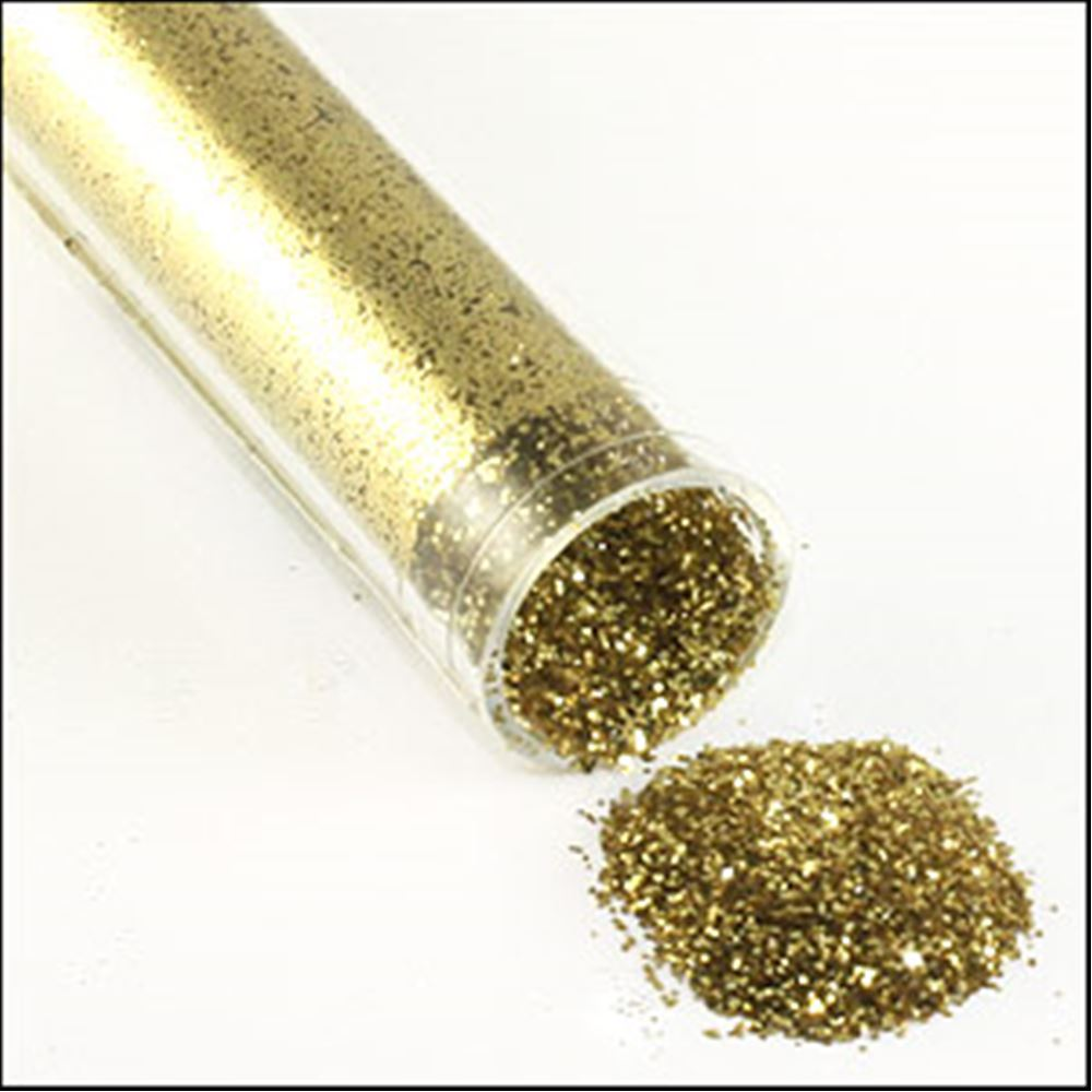 Ultra Fine Glitter - Yellow Gold 3.4g