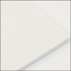 3mm Foam Pads 5x5mm  - 400pk